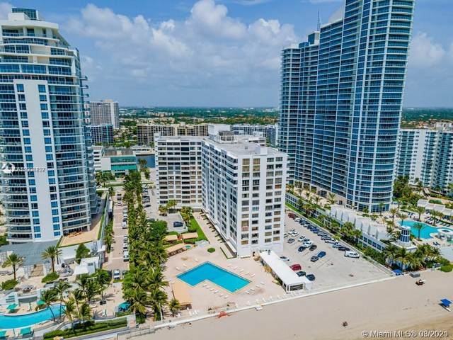 3505 S Ocean Dr #208, Hollywood, FL 33019 (MLS #A11008857) :: The Riley Smith Group