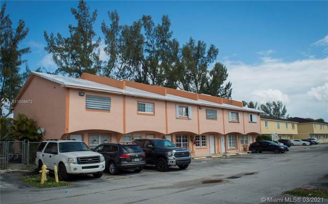 9837 W Okeechobee Rd #603, Hialeah Gardens, FL 33016 (MLS #A11008872) :: Castelli Real Estate Services