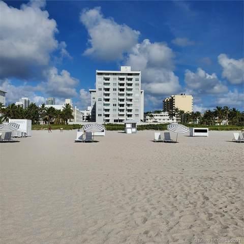 465 Ocean Dr #722, Miami Beach, FL 33139 (#A11008921) :: Posh Properties
