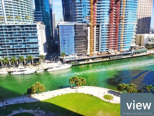 475 Brickell Ave #1408, Miami, FL 33131 (MLS #A11008924) :: The Teri Arbogast Team at Keller Williams Partners SW