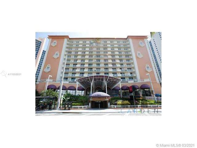 19201 Collins Av #644, Sunny Isles Beach, FL 33160 (MLS #A11008931) :: Search Broward Real Estate Team
