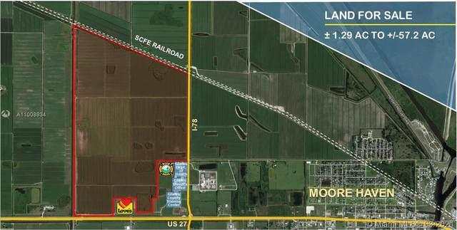 Us-27, Moore Haven, FL 33471 (MLS #A11008934) :: Berkshire Hathaway HomeServices EWM Realty