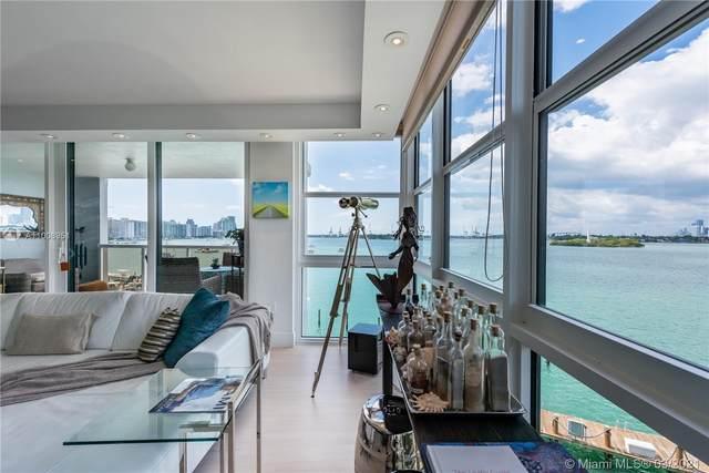 9 Island Ave #507, Miami Beach, FL 33139 (MLS #A11008951) :: Green Realty Properties