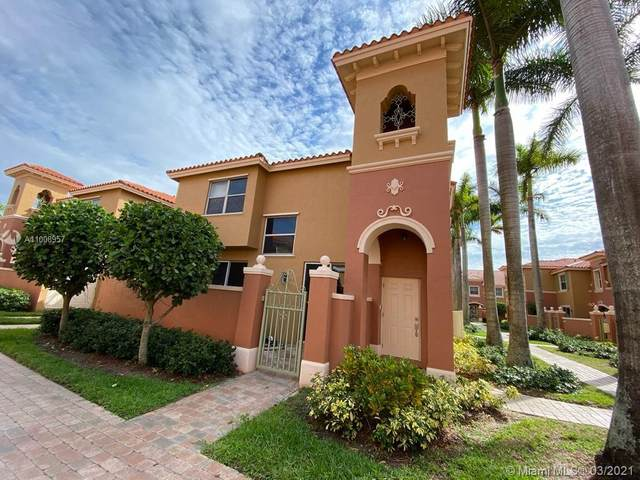 10668 SW 6th St #1606, Pembroke Pines, FL 33025 (MLS #A11008957) :: Prestige Realty Group