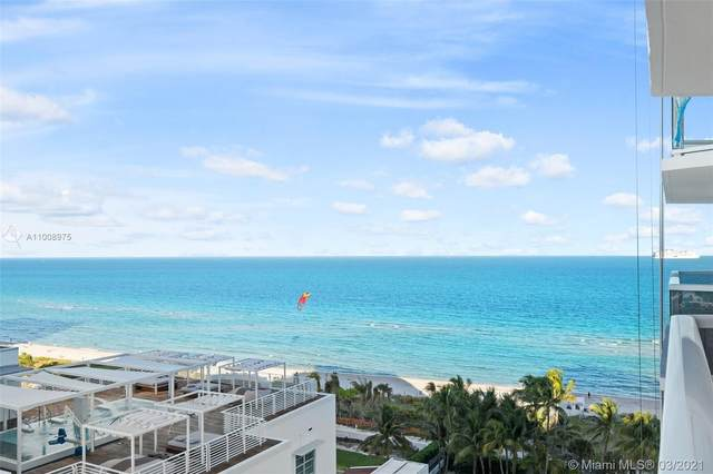 2401 Collins Ave #1511, Miami Beach, FL 33140 (MLS #A11008975) :: The Riley Smith Group