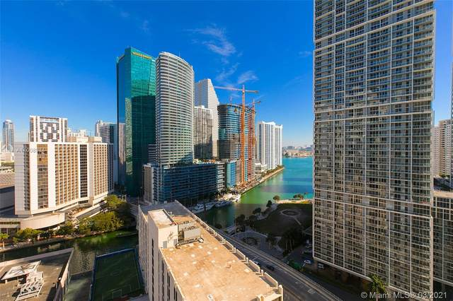 500 Brickell Ave #2407, Miami, FL 33131 (MLS #A11008984) :: The Teri Arbogast Team at Keller Williams Partners SW