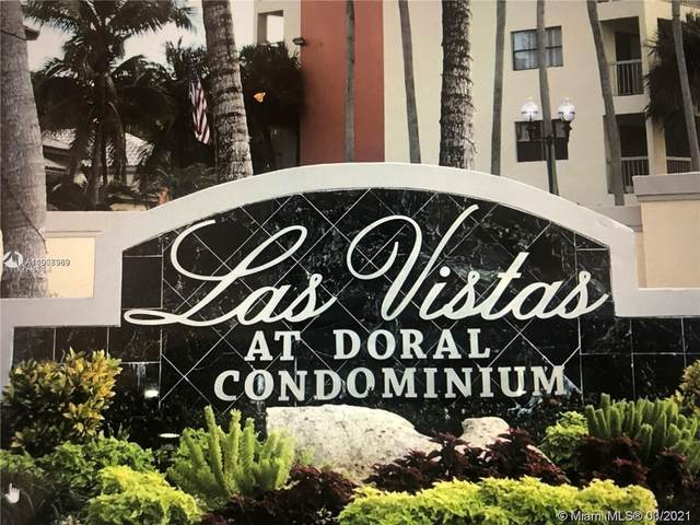 8235 Lake Dr #302, Doral, FL 33166 (MLS #A11008989) :: Equity Realty