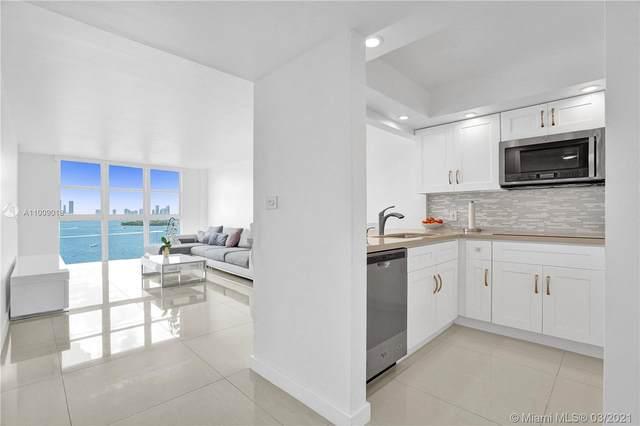 1228 West Ave #901, Miami Beach, FL 33139 (MLS #A11009018) :: Compass FL LLC