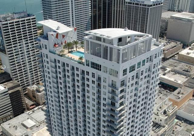 133 NE 2nd Ave #1509, Miami, FL 33132 (MLS #A11009083) :: The Teri Arbogast Team at Keller Williams Partners SW