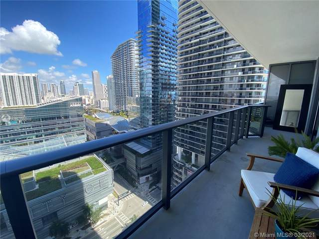 45 SW 9th St #2309, Miami, FL 33130 (MLS #A11009088) :: Podium Realty Group Inc