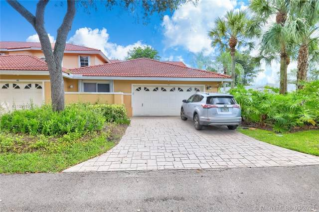 4103 Carriage Dr H4, Pompano Beach, FL 33069 (MLS #A11009133) :: Castelli Real Estate Services