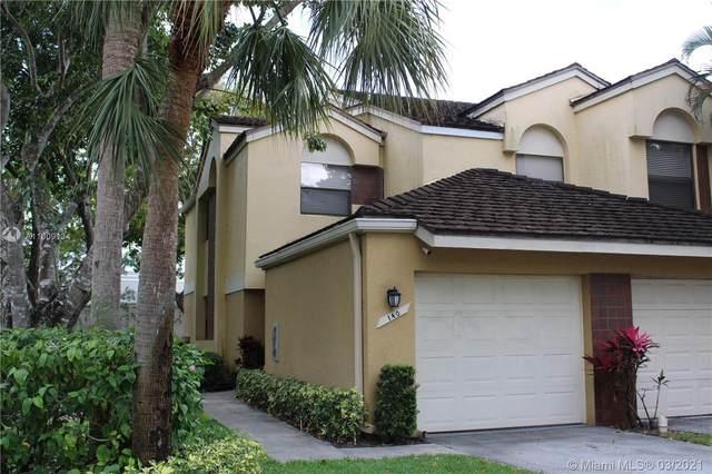 140 NW 98th Ter, Plantation, FL 33324 (MLS #A11009134) :: Green Realty Properties