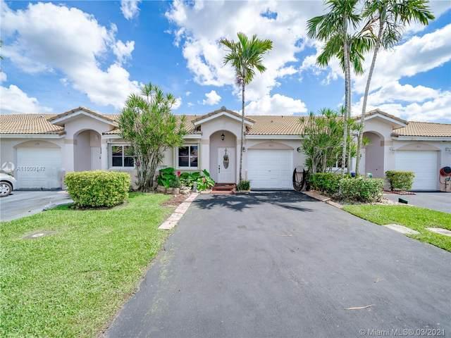 1801 SW 114th Ter -, Miramar, FL 33025 (MLS #A11009142) :: Berkshire Hathaway HomeServices EWM Realty