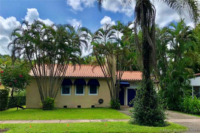 1260 Milan Avenue, Coral Gables, FL 33134 (MLS #A11009223) :: Berkshire Hathaway HomeServices EWM Realty