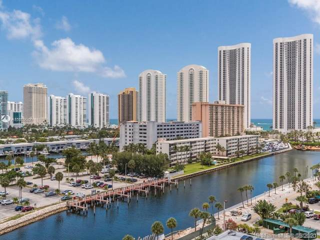 500 Bayview Dr #1023, Sunny Isles Beach, FL 33160 (MLS #A11009266) :: Prestige Realty Group