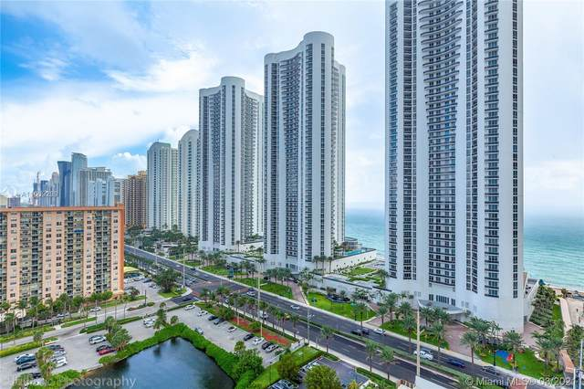 100 Bayview Dr #2005, Sunny Isles Beach, FL 33160 (MLS #A11009299) :: The Teri Arbogast Team at Keller Williams Partners SW