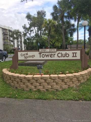2771 Riverside Dr 407-A, Coral Springs, FL 33065 (MLS #A11009302) :: Equity Realty