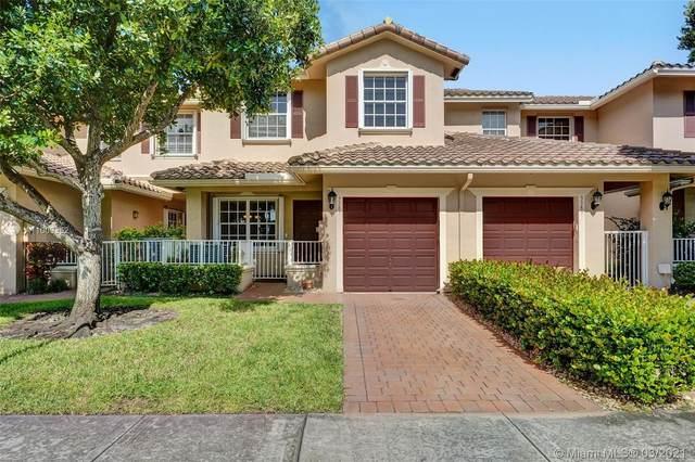 3387 Lakeside Dr #23, Davie, FL 33328 (MLS #A11009352) :: Castelli Real Estate Services