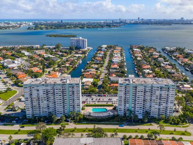 2100 Sans Souci Blvd B1006, North Miami, FL 33181 (MLS #A11009390) :: Green Realty Properties