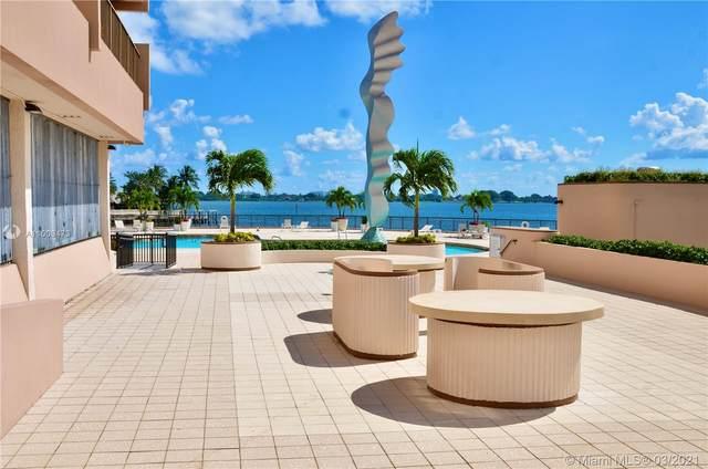 1800 NE 114th St #905, Miami, FL 33181 (MLS #A11009473) :: Jo-Ann Forster Team