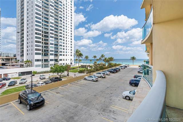2501 S Ocean Dr #301, Hollywood, FL 33019 (MLS #A11009509) :: GK Realty Group LLC