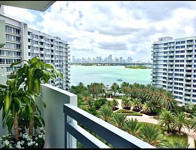1500 Bay Rd 1066S, Miami Beach, FL 33139 (MLS #A11009517) :: Castelli Real Estate Services