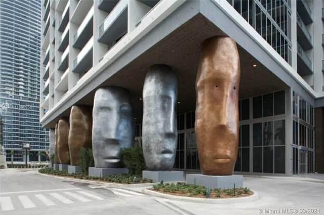 485 Brickell Ave #2802, Miami, FL 33131 (#A11009658) :: Posh Properties