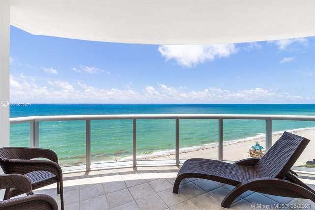 18683 Collins Ave #1001, Sunny Isles Beach, FL 33160 (MLS #A11009671) :: Carlos + Ellen