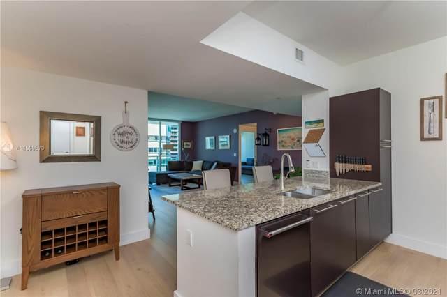 951 Brickell Ave #1505, Miami, FL 33131 (MLS #A11009679) :: Jo-Ann Forster Team