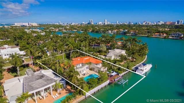 1410 W 25th St, Miami Beach, FL 33140 (MLS #A11009730) :: The Riley Smith Group