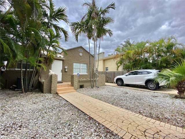626 NE 4th Ct, Hallandale Beach, FL 33009 (#A11009751) :: Posh Properties