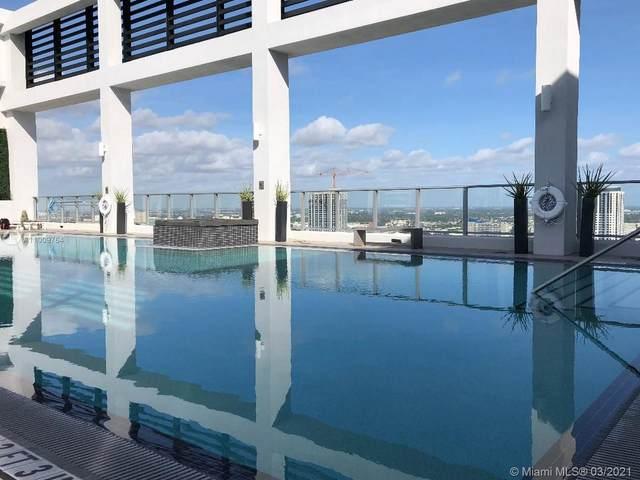 151 SE 1st St #1905, Miami, FL 33131 (MLS #A11009764) :: Castelli Real Estate Services