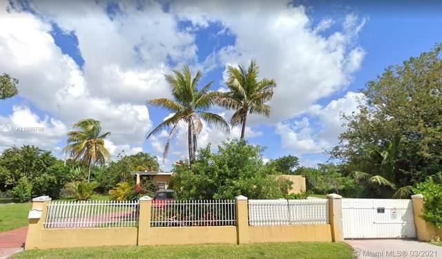 10545 SW 62nd St, Miami, FL 33173 (MLS #A11009788) :: Re/Max PowerPro Realty