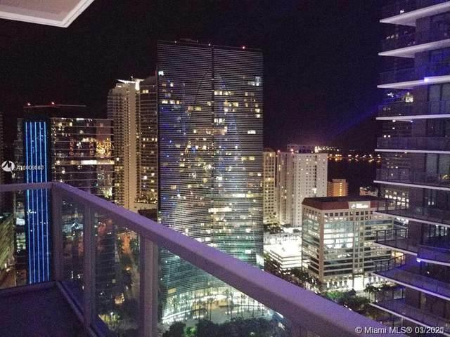 1250 S Miami Ave #3101, Miami, FL 33130 (MLS #A11009860) :: The Riley Smith Group