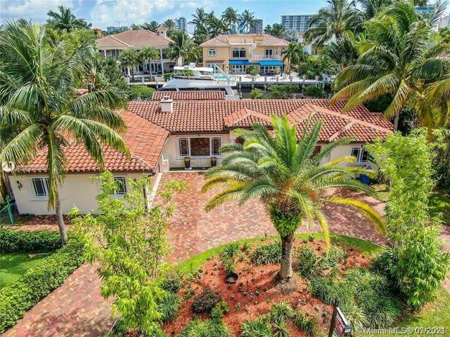 2601 Barcelona Dr, Fort Lauderdale, FL 33301 (MLS #A11009865) :: The Rose Harris Group