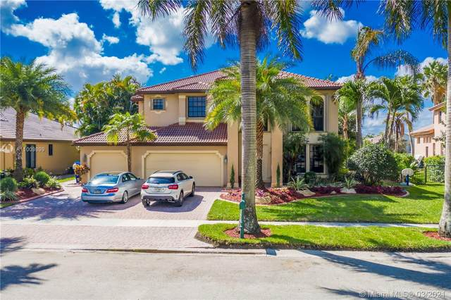 18540 SW 43rd St, Miramar, FL 33029 (MLS #A11009899) :: The Jack Coden Group
