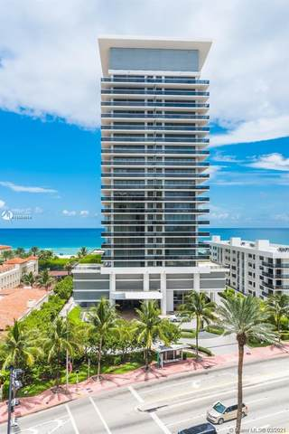 5875 Collins Ave #1808, Miami Beach, FL 33140 (MLS #A11009969) :: Jo-Ann Forster Team
