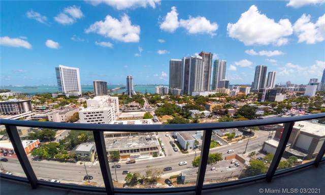 121 NE 34th St 1506A, Miami, FL 33137 (MLS #A11009980) :: The Riley Smith Group