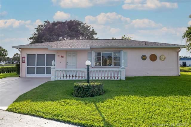 3188 Maria Cir, West Palm Beach, FL 33417 (MLS #A11010014) :: The Riley Smith Group