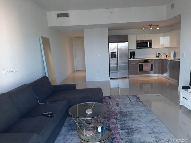 1010 SW 2nd Ave #2002, Miami, FL 33130 (MLS #A11010019) :: The Rose Harris Group