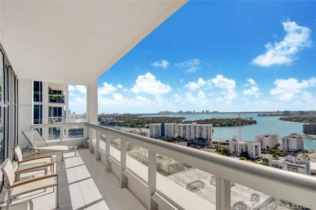 6899 Collins Ave #2603, Miami Beach, FL 33141 (MLS #A11010095) :: The Rose Harris Group