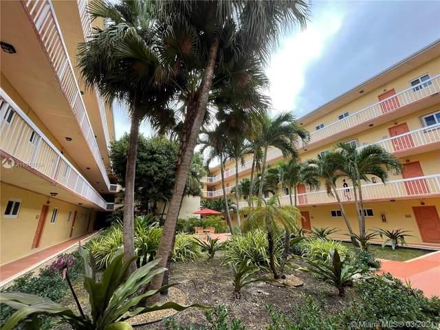 7722 S Camino Real #419, Miami, FL 33143 (MLS #A11010104) :: Podium Realty Group Inc
