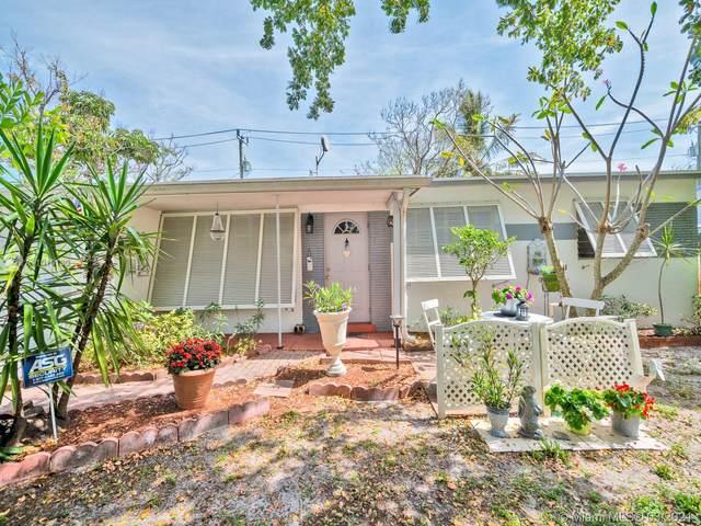 3050 NE 13th Ave, Pompano Beach, FL 33064 (MLS #A11010130) :: The Riley Smith Group