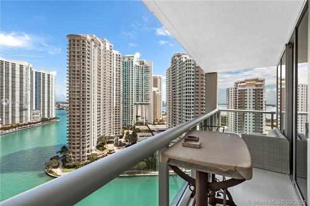495 Brickell Ave #1802, Miami, FL 33131 (MLS #A11010135) :: Castelli Real Estate Services