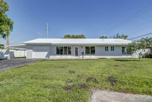1801 NE 54th St, Fort Lauderdale, FL 33308 (MLS #A11010147) :: Jo-Ann Forster Team