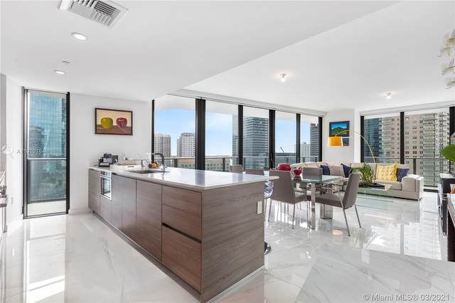 1300 S Miami Ave #1705, Miami, FL 33130 (MLS #A11010164) :: United Realty Group