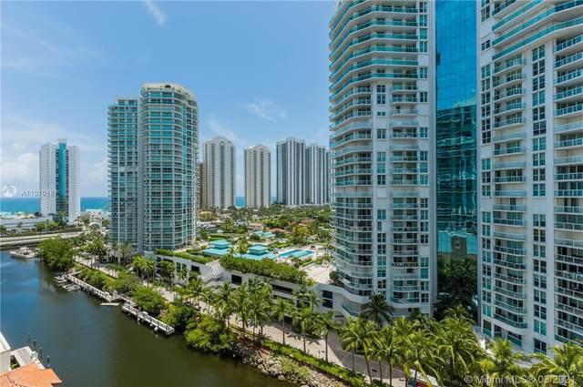 300 Sunny isles Blvd 4-1104, Sunny Isles Beach, FL 33160 (MLS #A11010187) :: Carlos + Ellen