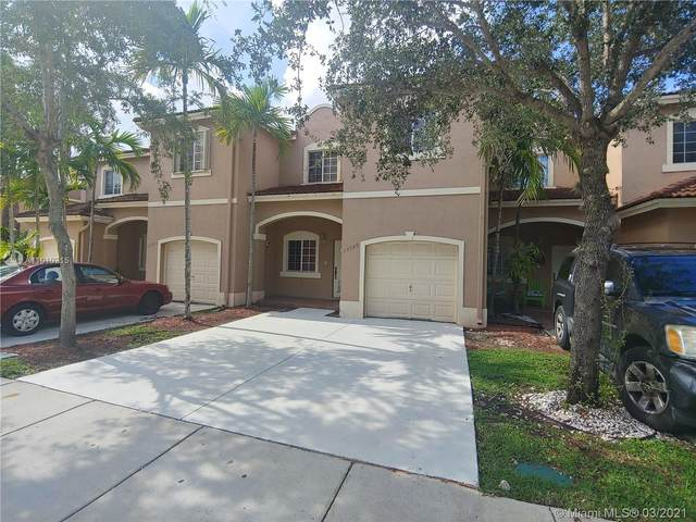 14789 SW 9th Ln, Miami, FL 33194 (MLS #A11010215) :: Carlos + Ellen