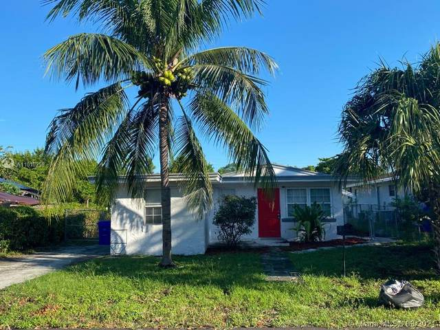 217 NW 12th Ct, Pompano Beach, FL 33060 (MLS #A11010258) :: The Riley Smith Group