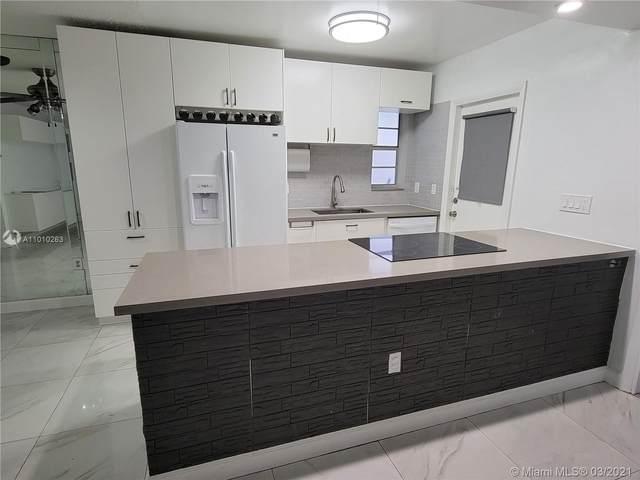 714 NE 10th St #104, Hallandale Beach, FL 33009 (MLS #A11010263) :: ONE | Sotheby's International Realty